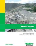 Brochure : Mineral industry drive systems solutions