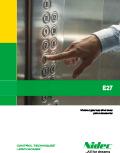 Motores Gearless síncronos para ascensores