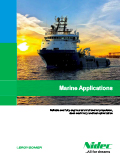Brochure : Applications Marine