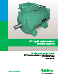 LC Liquid cooled motors