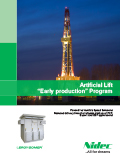 Brochure : Artificial Lift Early production Program