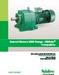 Geared Motors 3000 Range - IMfinity®