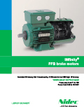 IMfinity® FFB Brake motors