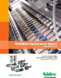 Technical Catalogue DYNABLOC Geared Servo Motors